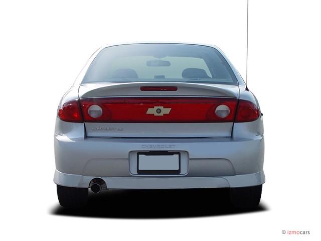 image 2005 chevrolet cavalier 4 door sedan ls sport rear exterior view size 640 x 480 type. Black Bedroom Furniture Sets. Home Design Ideas