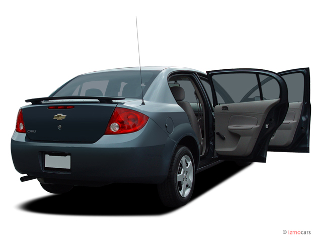 Image: 2005 Chevrolet Cobalt 4-door Sedan Open Doors, size ...