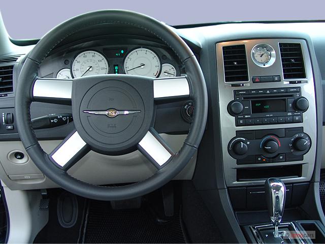 Image: 2005 Chrysler 300-Series 4-door Sedan 300 Touring *Ltd Avail ...