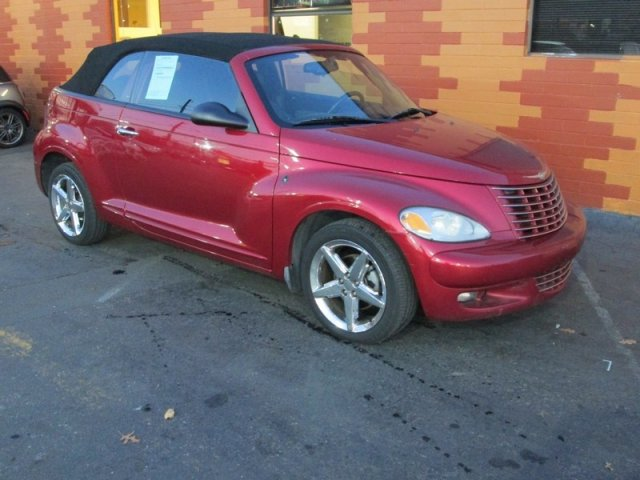 2005 Chrysler PT Cruiser GT Convertible used car