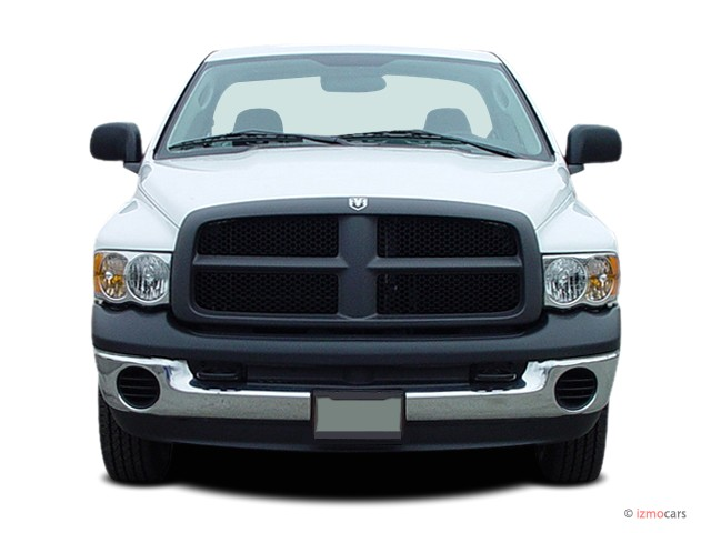 "Image: 2005 Dodge Ram 2500 2-door Reg Cab 140.5"" WB SLT Front Exterior View, size: 640 x 480 ..."