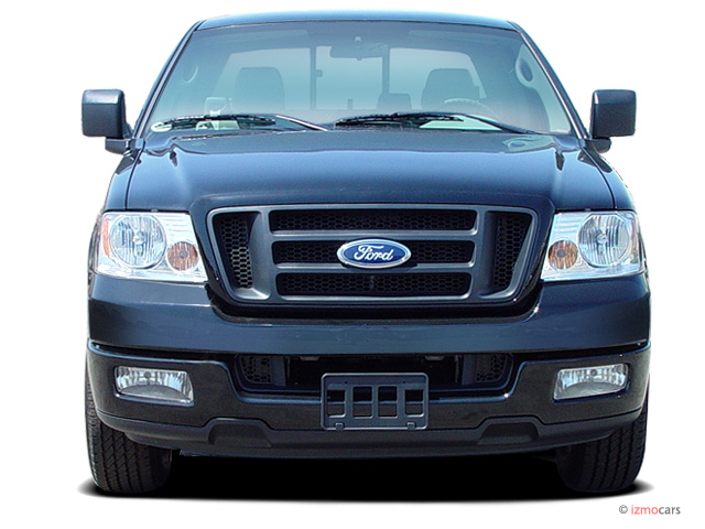 image 2005 ford f 150 supercab 133 stx front exterior view size 640 x 480 type gif posted. Black Bedroom Furniture Sets. Home Design Ideas