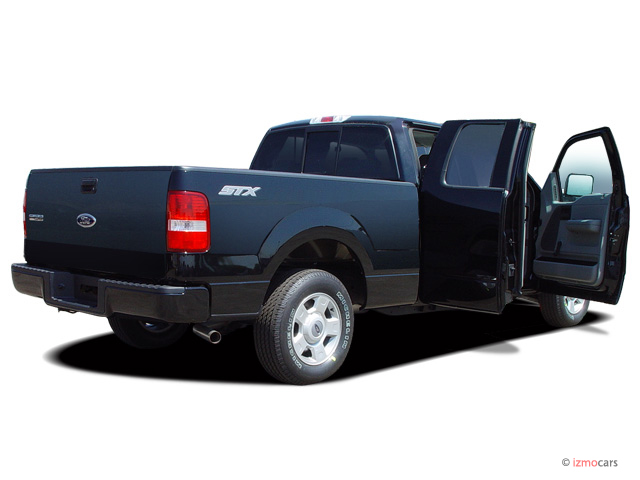 image 2005 ford f 150 supercab 133 stx open doors size 640 x 480 type gif posted on. Black Bedroom Furniture Sets. Home Design Ideas