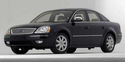 2005 Ford Five Hundred SE