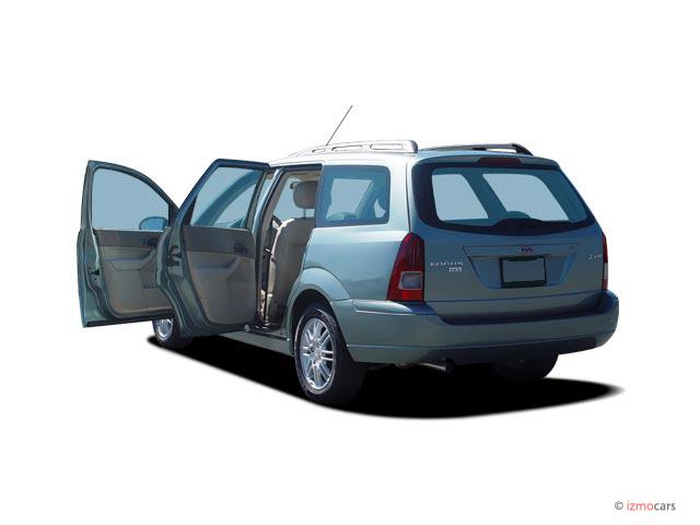 image 2005 ford focus 4 door wagon zxw ses open doors. Black Bedroom Furniture Sets. Home Design Ideas