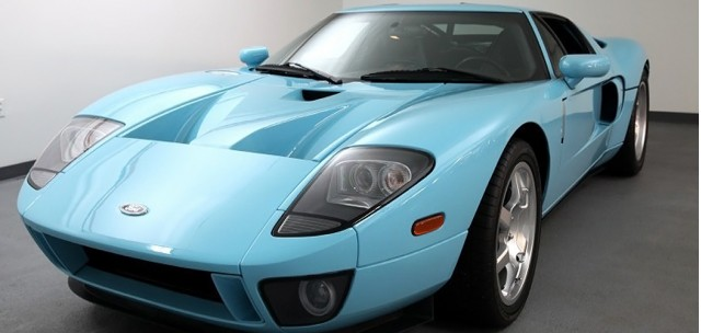 2005 Ford GT Prototype PB1-3