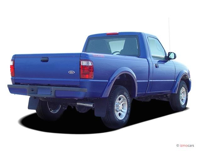 image 2005 ford ranger reg cab 112 wb edge angular rear exterior view size 640 x 480 type. Black Bedroom Furniture Sets. Home Design Ideas