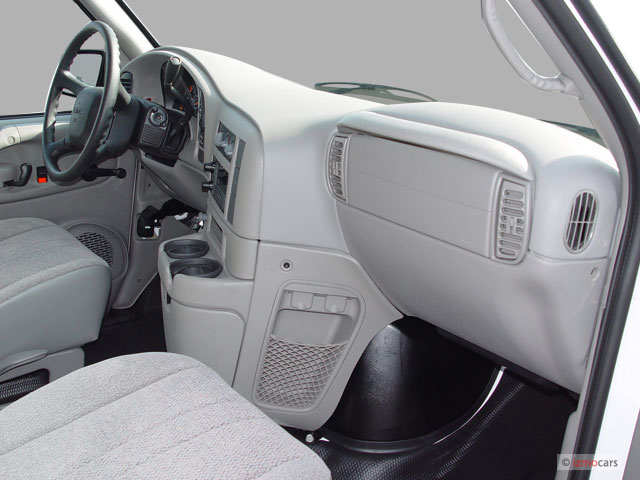 image 2005 gmc safari cargo van 111 2 wb rwd dashboard size 640 x 480 type gif posted on. Black Bedroom Furniture Sets. Home Design Ideas