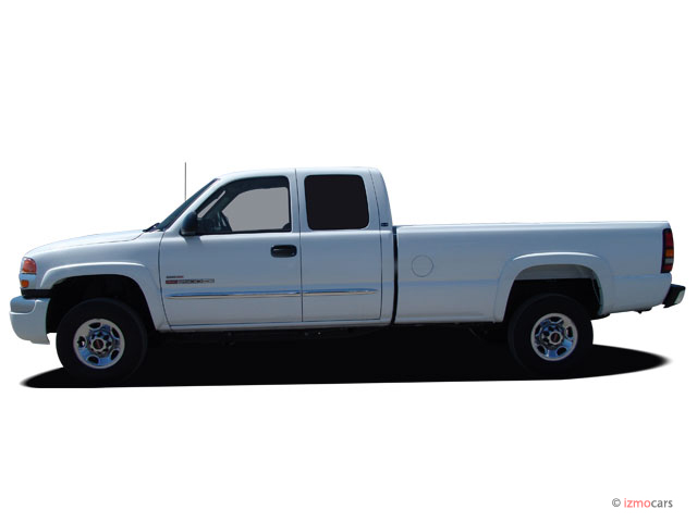 image 2005 gmc sierra 2500hd ext cab 143 5 wb sle side exterior view size 640 x 480 type. Black Bedroom Furniture Sets. Home Design Ideas