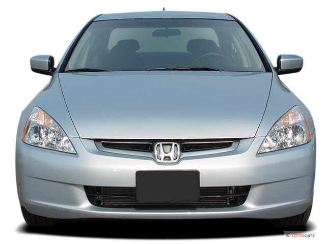 image 2005 honda accord hybrid ima at front exterior view. Black Bedroom Furniture Sets. Home Design Ideas