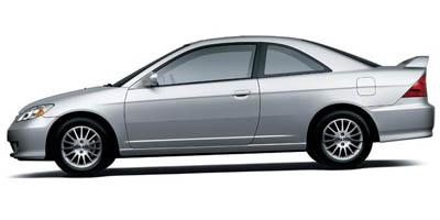 2005 Honda Civic Cpe LX SE