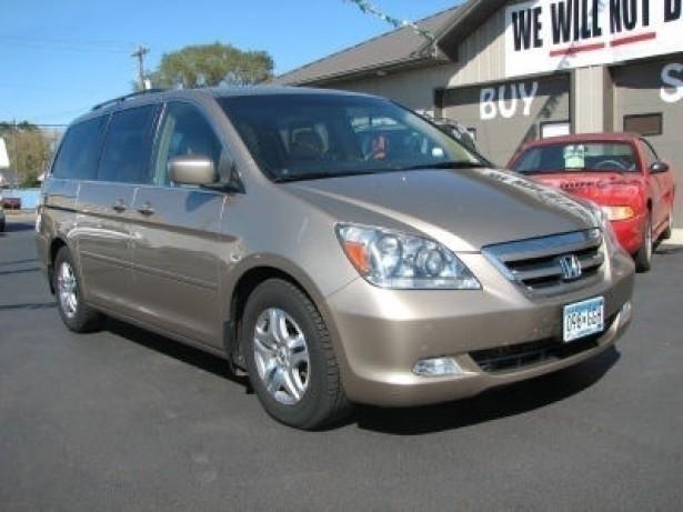 2005 Honda Odyssey used car