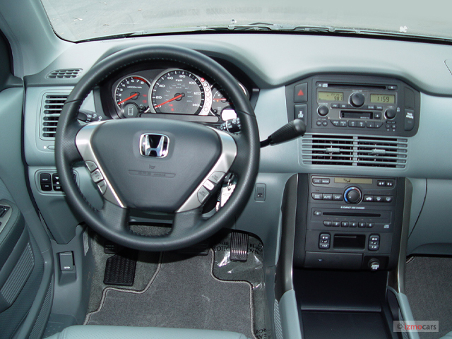 Image: 2005 Honda Pilot EX AT Dashboard, size: 640 x 480, type: gif, posted on: December 6, 2009 ...