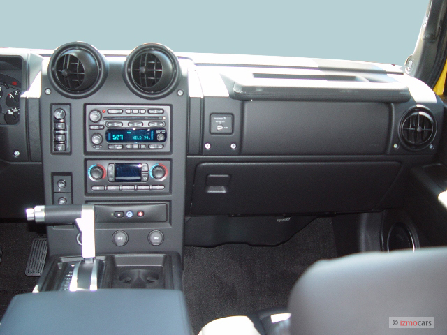 Image 2005 Hummer H2 4 Door Wagon Suv Instrument Panel Size 640 X 480 Type Gif Posted On