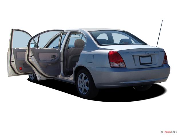 Image 2005 Hyundai Elantra 4 Door Sedan Gls Auto Open