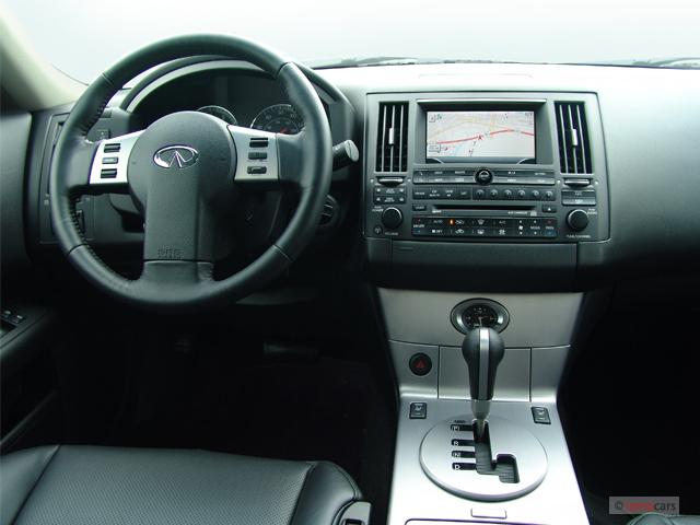 Image 2005 infiniti fx35 4 door awd dashboard size 640 - Infiniti fx35 interior accessories ...