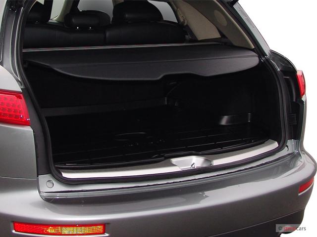 Image: 2005 Infiniti FX35 4-door AWD Trunk, size: 640 x ...