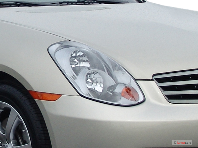 Infiniti G Sedan G Door Sedan Auto Headlight M