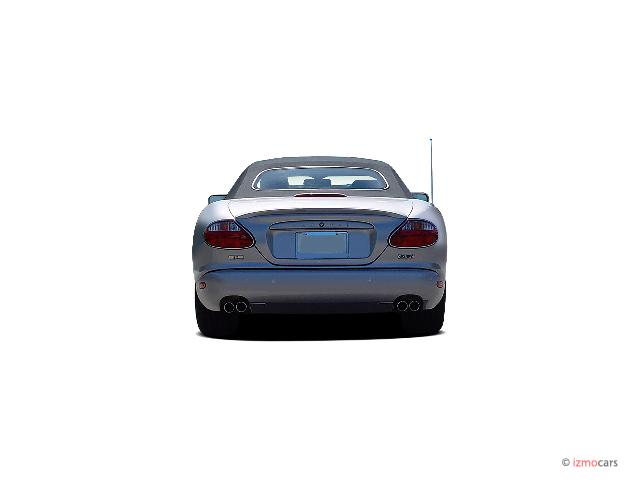 Image 2005 jaguar xk8 2 door convertible xkr rear for 2001 jaguar s type rear window regulator