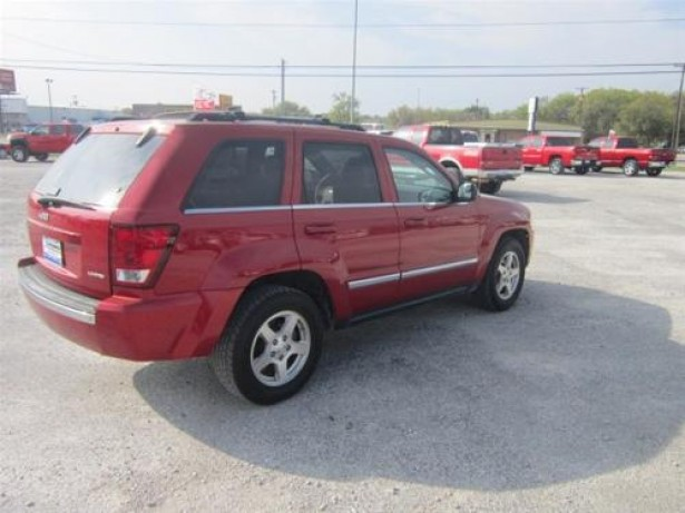 2005 Jeep Grand Cherokee Limited used car