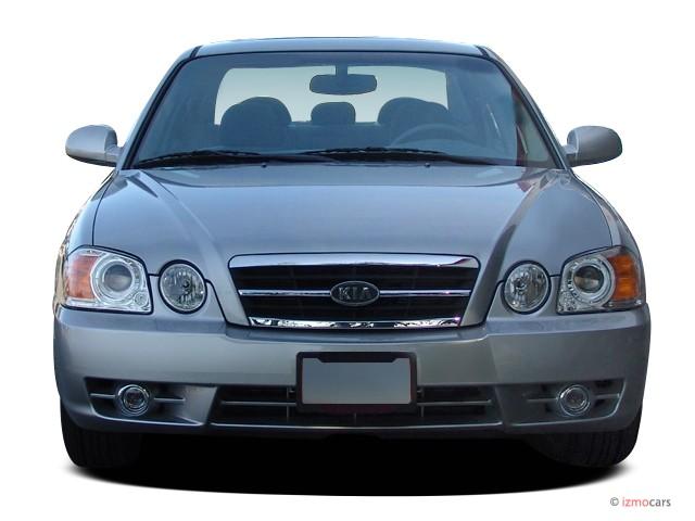image 2005 kia optima 4 door sedan ex auto v6 front. Black Bedroom Furniture Sets. Home Design Ideas