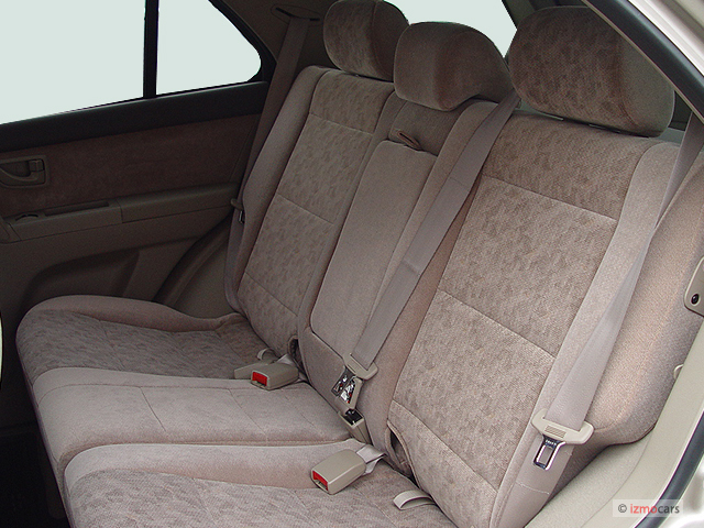 image 2005 kia sorento 4 door lx 4wd auto rear seats size 640 x 480 type gif posted on. Black Bedroom Furniture Sets. Home Design Ideas