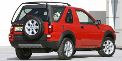 2005 Land Rover Freelander SE3