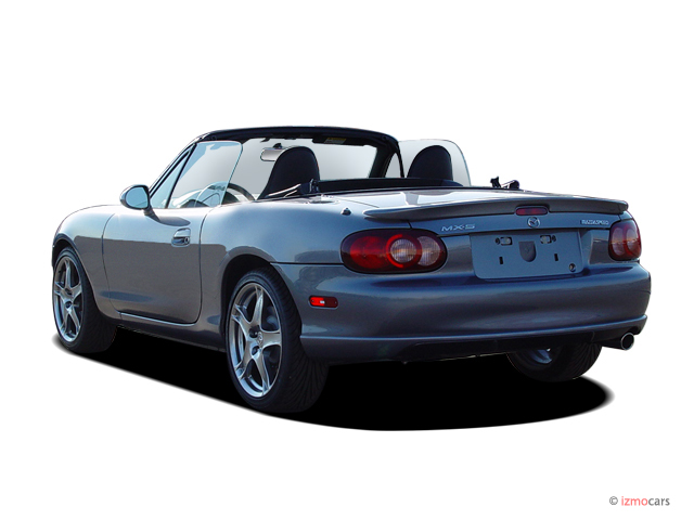 image 2005 mazda mx 5 miata 2 door convertible mazdaspeed angular rear exterior view size 640. Black Bedroom Furniture Sets. Home Design Ideas
