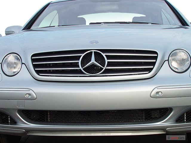 Image: 2005 Mercedes-Benz CL Class 2-door Coupe 5.0L Grille, size: 640 x 480, type: gif, posted