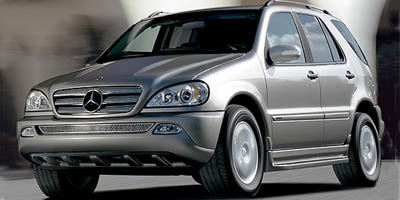 2005 mercedes benz m class page 1 review the car connection - Mercedes Suv 2005