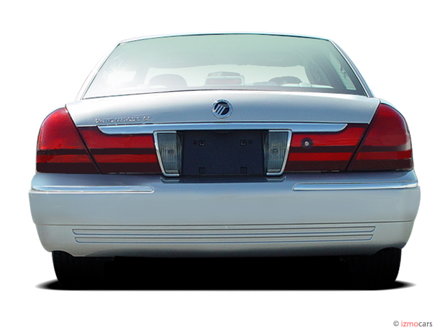 Image 2005 Mercury Grand Marquis 4 Door Sedan Gs