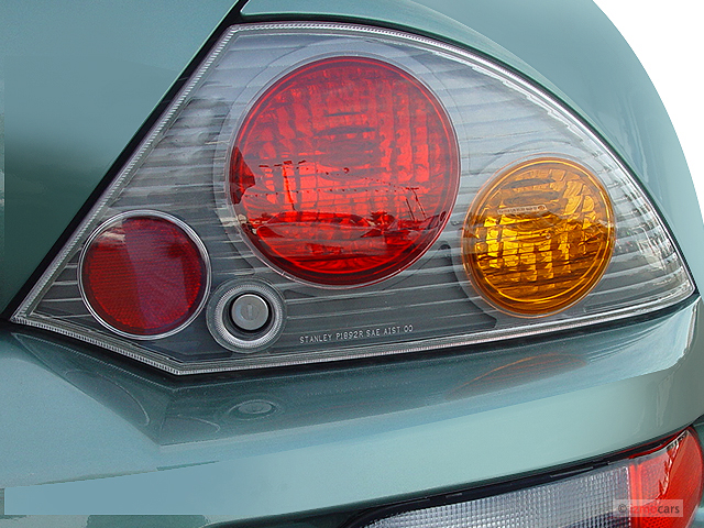 Image: 2005 Mitsubishi Eclipse 3dr Coupe GS 2.4L Sportronic Auto Tail Light, size: 640 x 480 ...