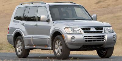 2005 Mitsubishi Montero LTD