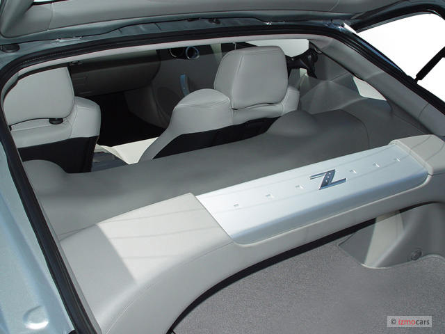 Image 2005 Nissan 350z 2 Door Coupe Touring Auto Rear