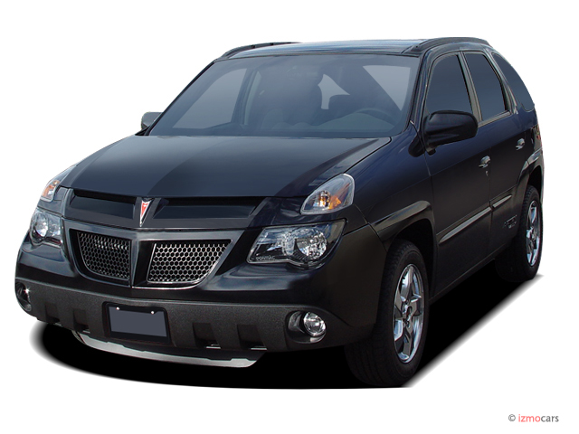 New and Used Pontiac Aztek: Prices, Photos, Reviews, Specs - The