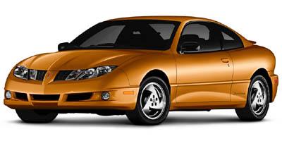 2005 Pontiac Sunfire w/1SV