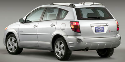 2005 pontiac vibe pictures photos gallery the car connection. Black Bedroom Furniture Sets. Home Design Ideas
