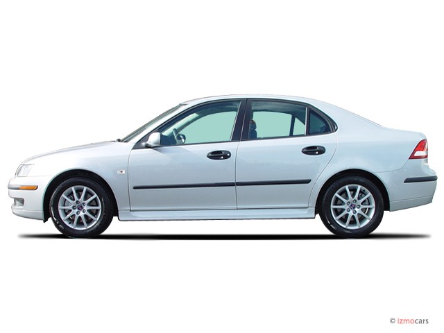image 2005 saab 9 3 4 door sport sedan arc side exterior view size 640 x 480 type gif. Black Bedroom Furniture Sets. Home Design Ideas