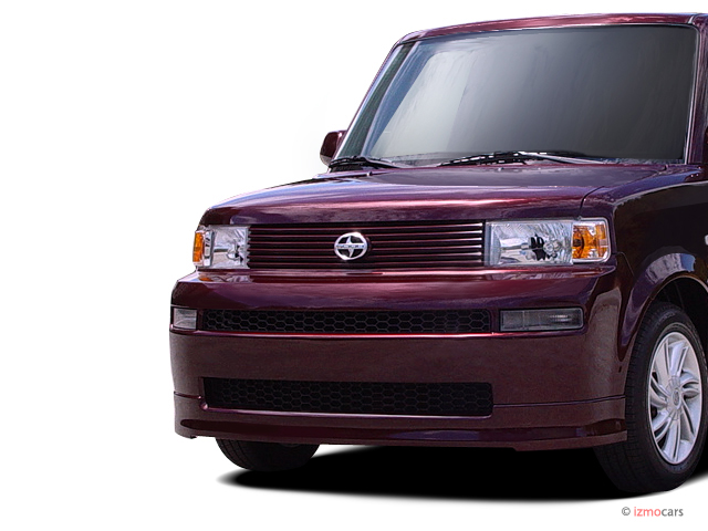 image 2005 scion xb 5dr wagon auto natl grille size. Black Bedroom Furniture Sets. Home Design Ideas