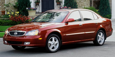 2005 Suzuki Verona S