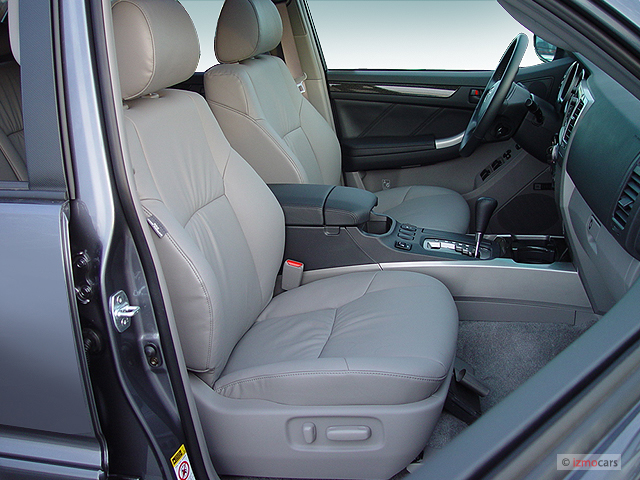 Image 2005 Toyota 4runner 4 Door Limited V8 Auto 4wd Natl Front Seats Size 640 X 480 Type