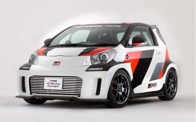 2011 Toyota GRMN iQ Racing Concept