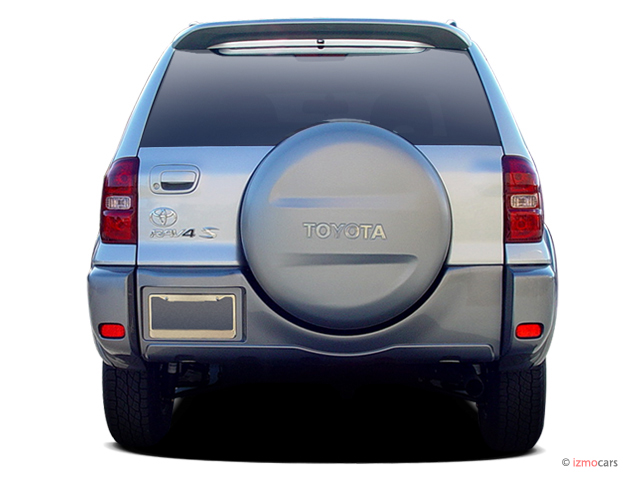Image 2005 Toyota Rav4 4 Door Auto Natl Rear Exterior