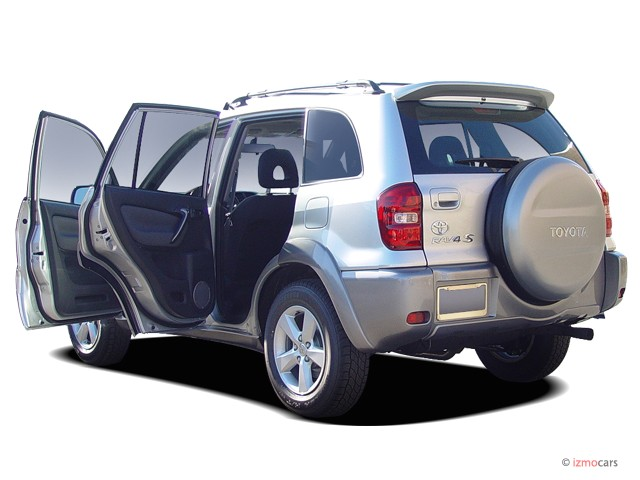 Image 2005 Toyota Rav4 4 Door Auto Natl Open Doors