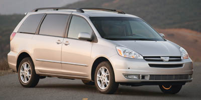 2005 Toyota Sienna Page 1 Review The Car Connection