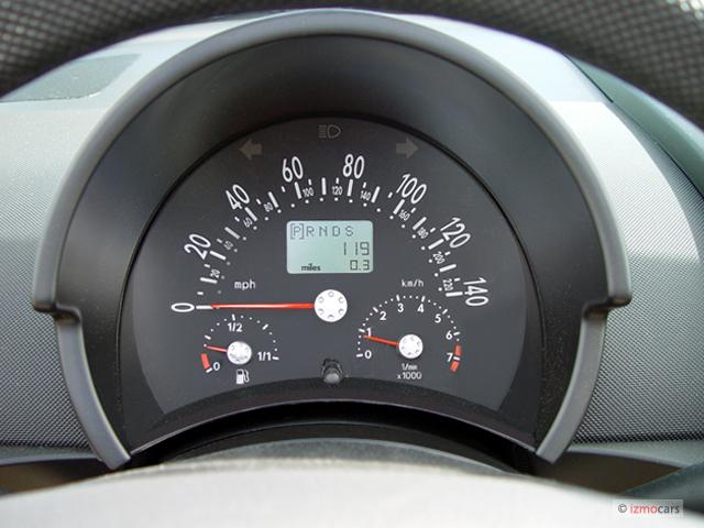 instrument cluster   2005 volkswagen new beetle convertible 2 door gl