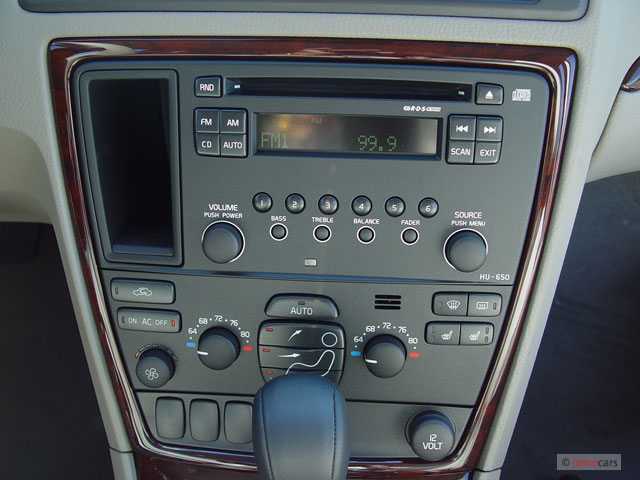 image 2005 volvo xc70 2 5l turbo awd instrument panel size 640 x 480 type gif posted on. Black Bedroom Furniture Sets. Home Design Ideas