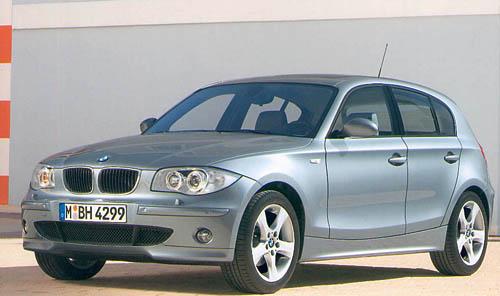 2005 BMW 1-Series