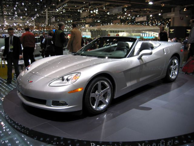 2005 Chevrolet Corvette Convertible