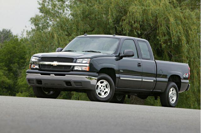 2005 Chevrolet Silverado Hybrid